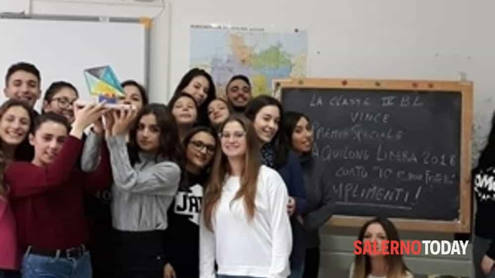 """premio """" marano ragazzi  festival spot festival"""" alla iv bl del liceo """"alfano i"""" di salerno-2"""