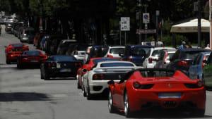 Ferrari a Salerno -  fotoreporter Guglielmo Gambardella (1)-2