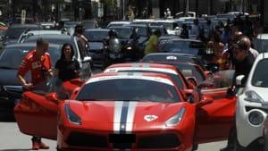 Ferrari a Salerno -  fotoreporter Guglielmo Gambardella (4)-2