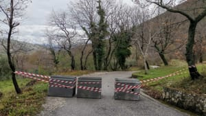 Strade chiuse a Postiglione 2-2