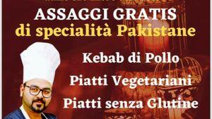 Assaggi gratis per tutti: si rinnova la tradizione pakistana per San Valentino da Waqas Kebab