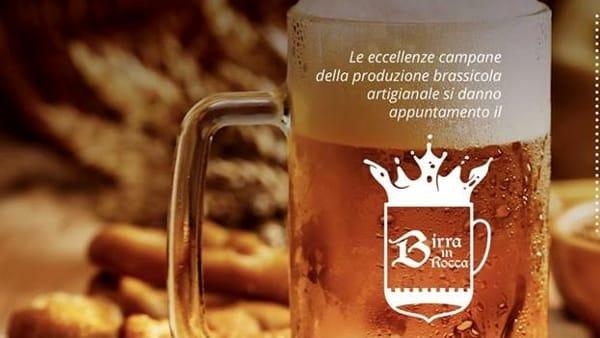 Fiumi di birra e street food al Castello di Arechi, dal 26 al 28 maggio