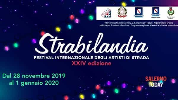 Notte bianca di Strabilandia a Bellizzi: ecco i protagonisti e il programma fino a gennaio