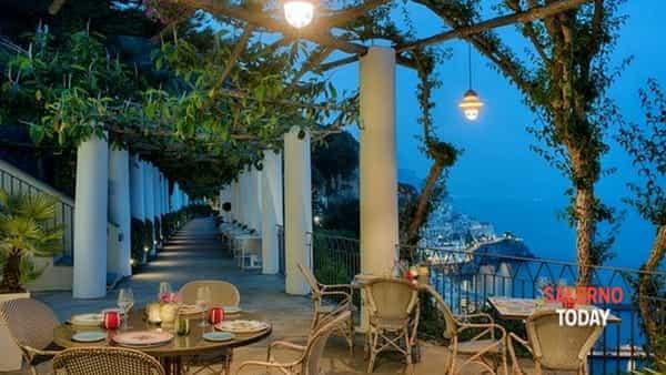yellow night con lo chef natale giunta all 'nh collection grand hotel convento di amalfi-3