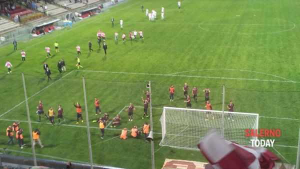 Salernitana-Catanzaro, 2-1: quanta Bella sofferenza all'Arechi