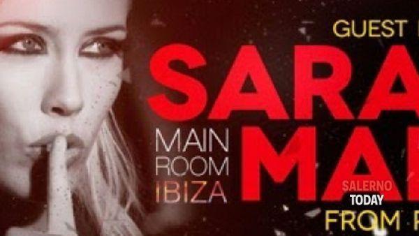 16/5 Sarah Main @ Music on the Rocks a Positano
