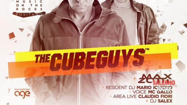 30/05 The Cube Guys @ music on the rocks Positano