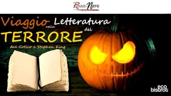 Halloween: all'Eco Bistrot, viaggio nella letteratura del terrore e cena a tema