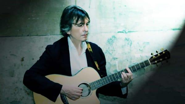 Il cantante Gianni Togni sarà ospite del Campus di Fisciano