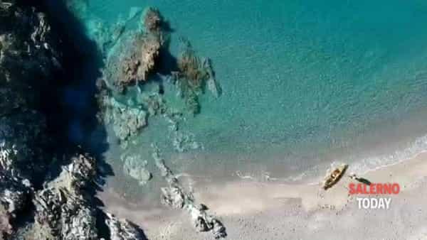 Cilento: il mare di Ascea è un sogno