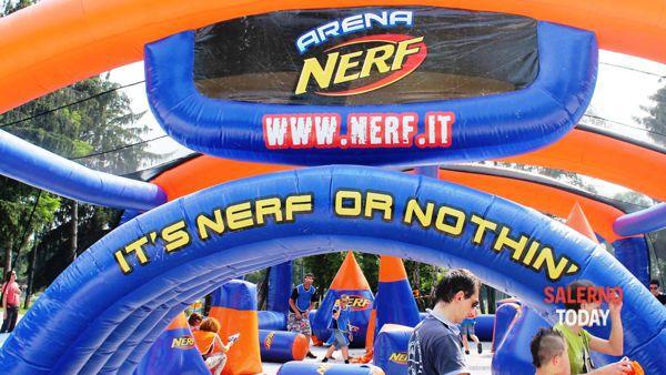 Al GFF arriva la Nerf Cup: il primo campionato nazionale con i blaster più famosi al mondo