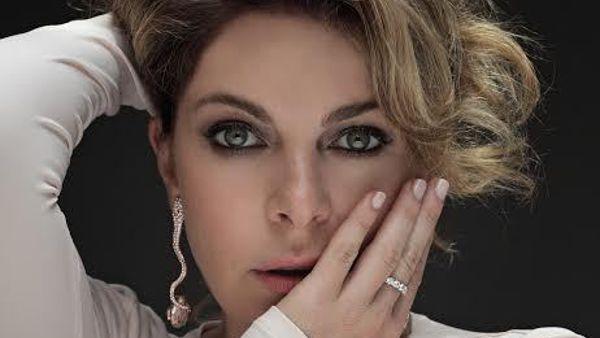 """Claudia Gerini in scena con """"Storie di Claudia"""" al Verdi di Salerno"""
