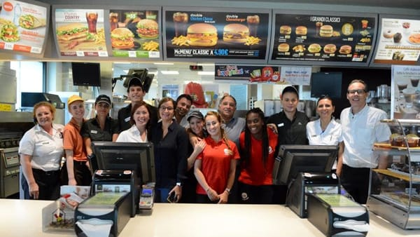 Mc Donald - foto Facebook