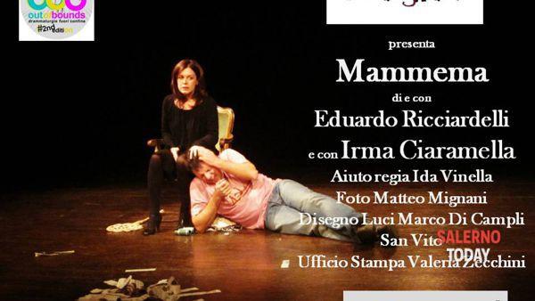 Teatraltro presenta Mammema al Genovesi di Salerno