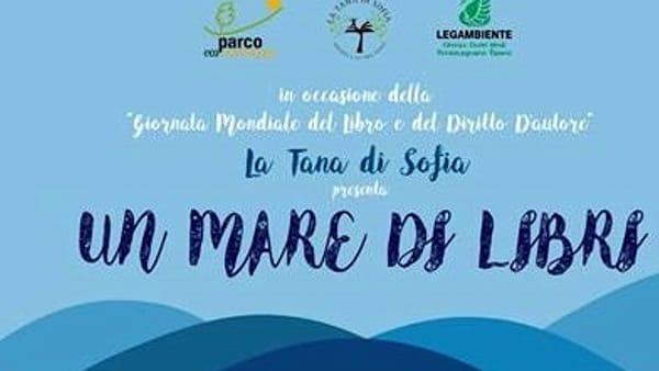 """""""Un mare di libri"""" al Parco Eco Archeologico di Pontecagnano, il 21 aprile"""