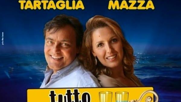 """Eduardo Tartaglia al Teatro Nuovo con """"Tutto il mare o due bicchieri"""", il 3 e 4 febbraio"""