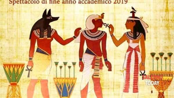 Neithotep e la ricerca dell'immortalità: danze orientali a Mercato San Severino