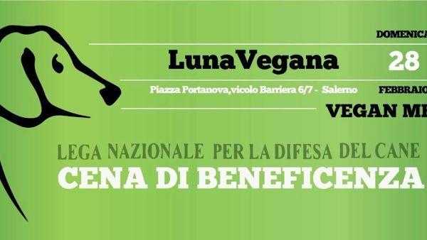 La Lega Nazionale per la Difesa del Cane ospite al Luna Vegana di Salerno