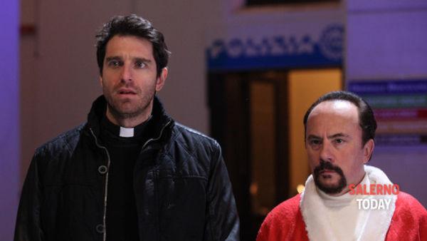 """Annalisa, Casagrande e Morelli per la premiere di """"Babbo Natale non viene da Nord"""""""