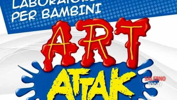 Art Attak, inglese, disegno classico: laboratori creativi per bambini