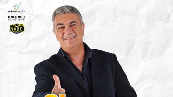 Il comico Simone Schettino a La Fabbrica di Salerno