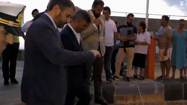 5 Vele a Castellabate: la cerimonia di consegna