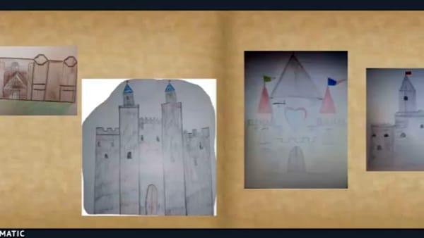 """""""Il Medioevo"""": il video degli alunni delle classi II dell'istituto Moscati di Pontecagnano"""