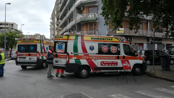 Incidente stradale a Pastena: due persone ferite