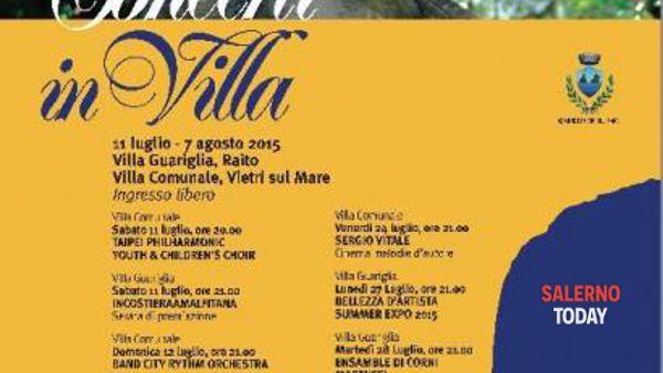 Villa Guariglia Raito: tutti gli eventi