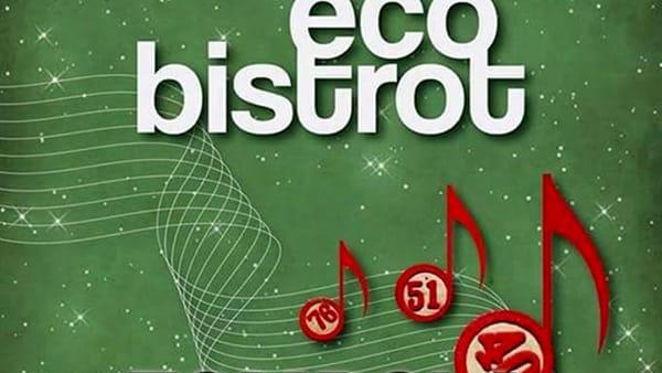 Giovedì 22 dicembre, tombolata e asta di beneficenza all'Eco Bistrot