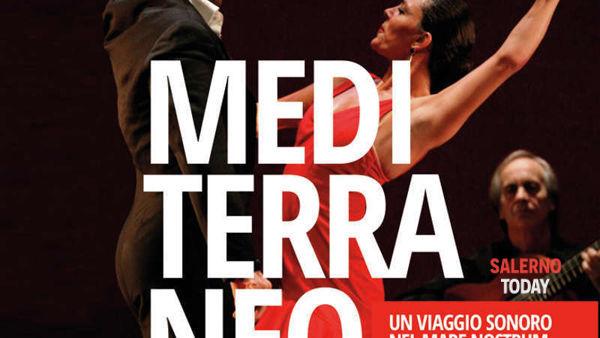 Solidarietà a passo di flamenco a Ravello