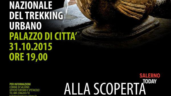 A Salerno si celebra la Giornata Nazionale del Trekking Urbano