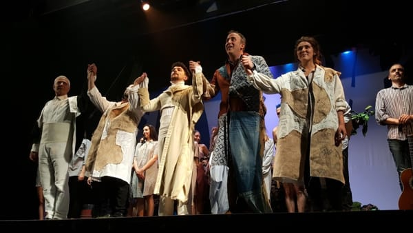 """Teatro d'impegno civile: al """"Giuffré"""" di Battipaglia in scena Amazzonia, il 25 novembre"""