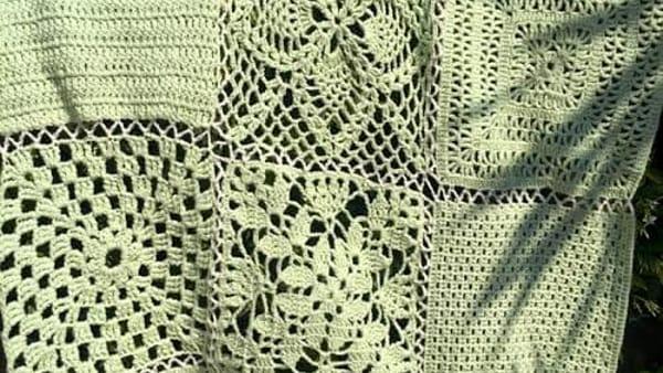 La coperta più grande del Sud in mostra a Baronissi