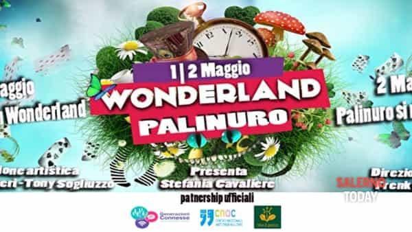 Presentate a Palinuro le date di Wonderland: kermesse a maggio