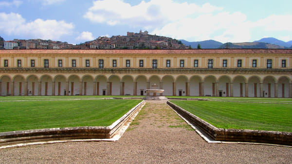 La Certosa di Padula si rivela per la Notte dei Musei 2016