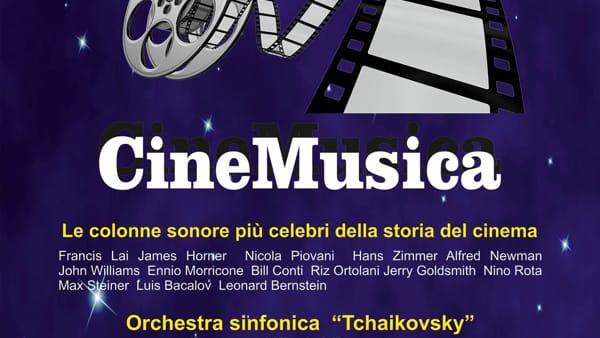 Irno Festival, colonne sonore di 23 colossal cinematografici interpretate il 31 agosto dall'orchestra Tchaikowski