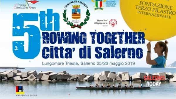 5° Rowing together città di Salerno
