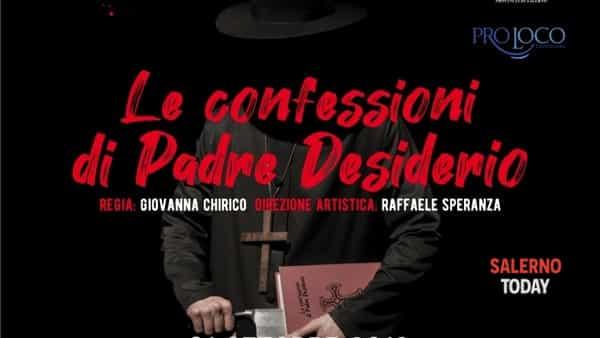 """Il brivido e il mistero ad Halloween: """"Le confessioni di Padre Desiderio"""" a Trentinara"""