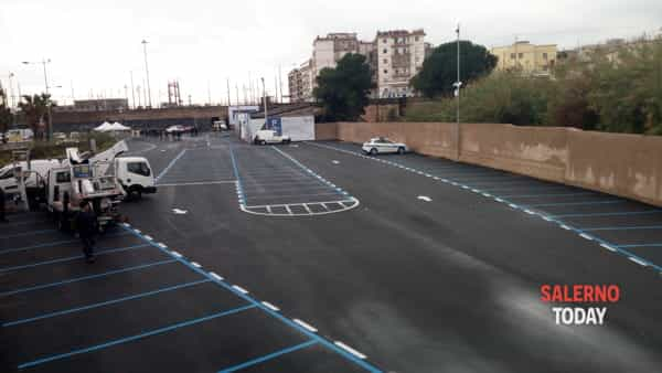parcheggio via vinciprova inaugurazione-3
