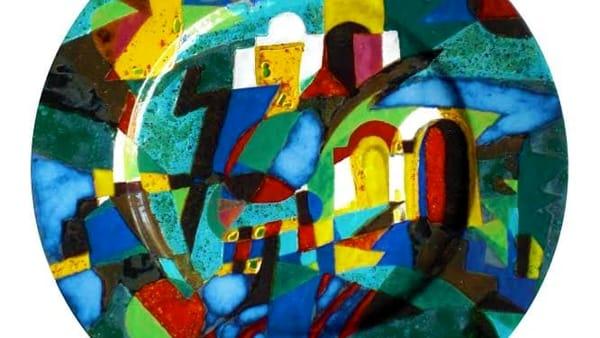 """""""Forma Materia Colore"""" della ceramica nella mostra a Ogliara"""