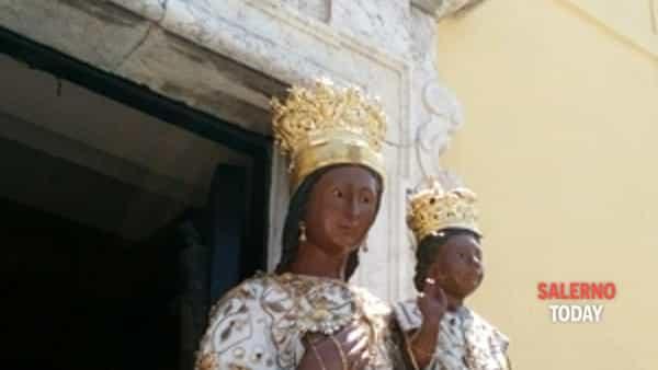 il rito della madonna nera a santomenna-2
