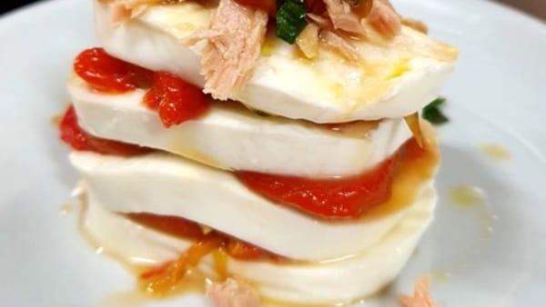 Mozzarella Ripiena: la ricetta dell'estate