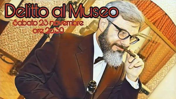 Il Lord Martelly e i detective: delitto al Museo Papi