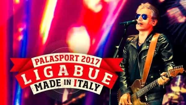 Il Pala Sele sold out per il doppio concerto di Ligabue