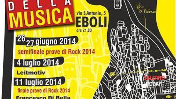 """I Diaframma in concerto per """"Note al Museo"""" al MOA di Eboli"""