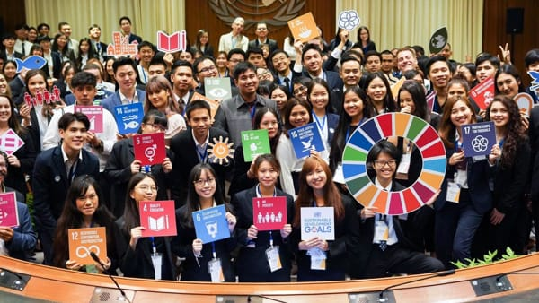 Intercultura, studente salernitano come delegato Onu in Thailandia: la storia