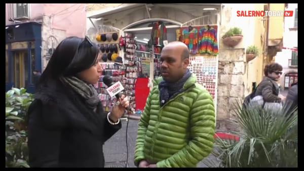 Commerciante bengalese aggredito: l'intervista
