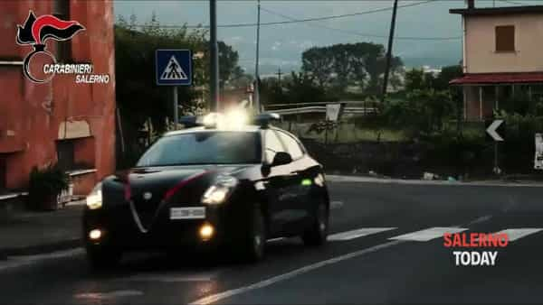 """Lo spaccio a """"Casa Campitelli"""": il video dei carabinieri"""
