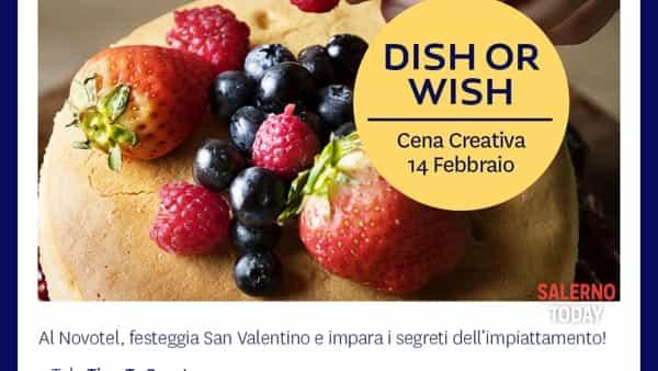 San Valentino da favola: Novotel prepara la cena creativa